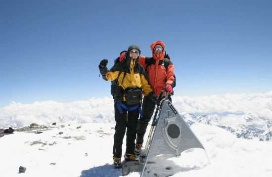 Climb Mount Elbrus