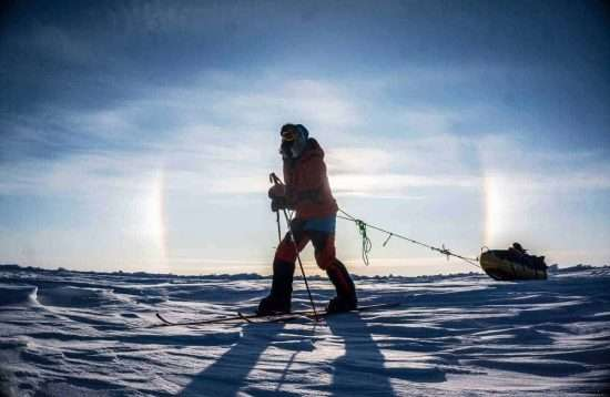 North Pole Skiing, All the Way, 59 Days, Expedition