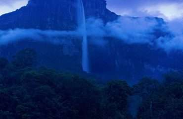Angel Falls By Night