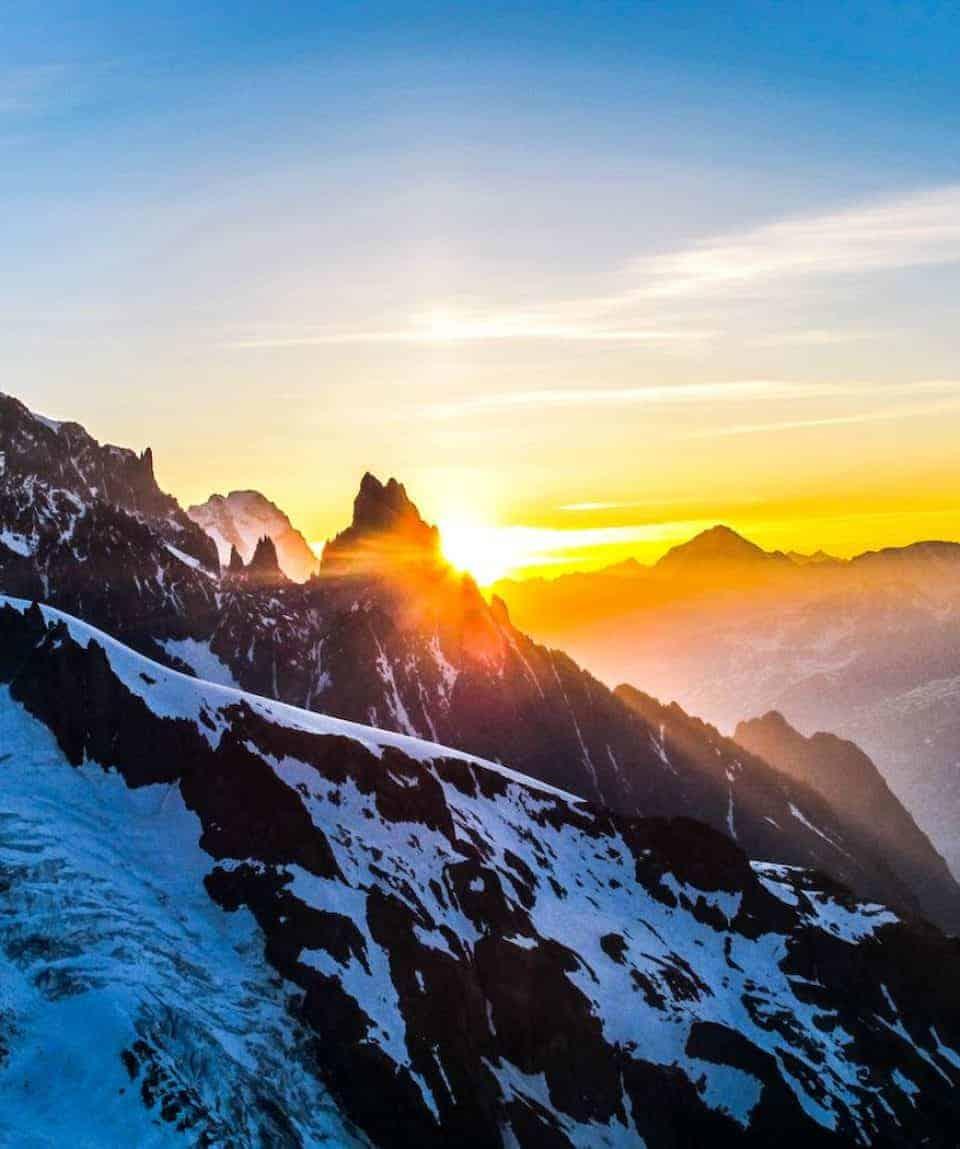 Best Alpine Climbing Base