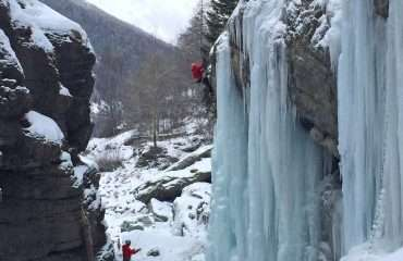 Great Ice Climbing Venues