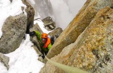 Improve your Alpine Climbing