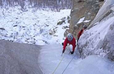 Learn Ice Climbing Techniques