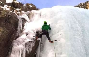 Learning Ice Climbing