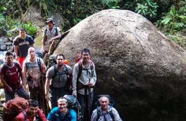 Panama Darien Gap Expedition