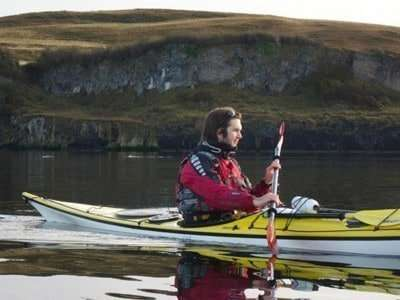 Sea Kayaking Scotland Trail Central - Kayaking Scotland West Coast