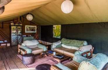 Ang'ata Camp Ngorongoro, Lounge, inside