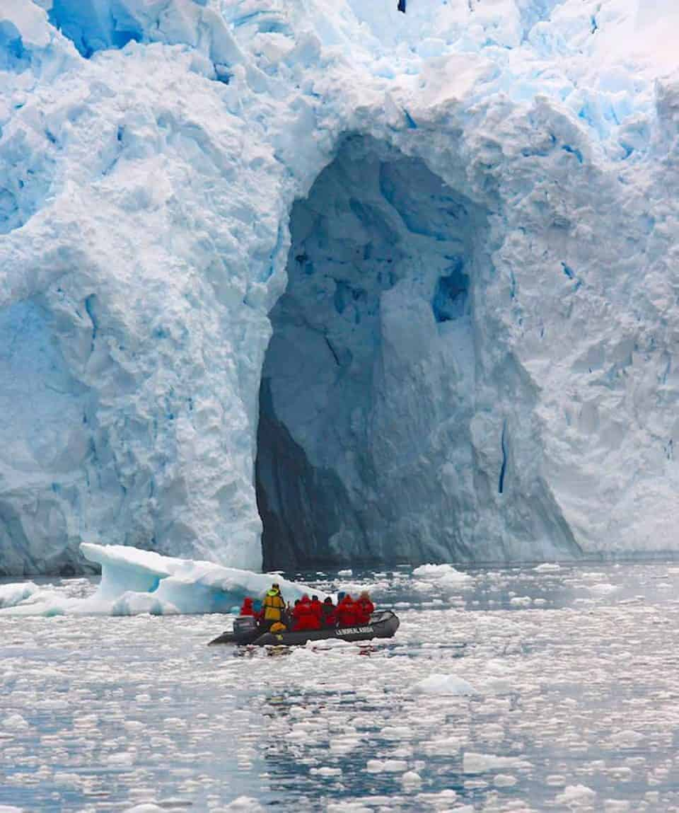 Antarctic Peninsula, Epic Formations