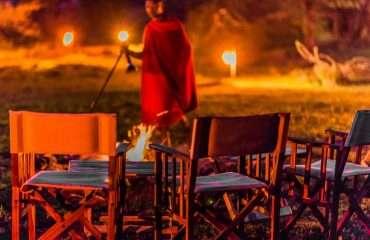 Campfire Ang'ata Migration Camp