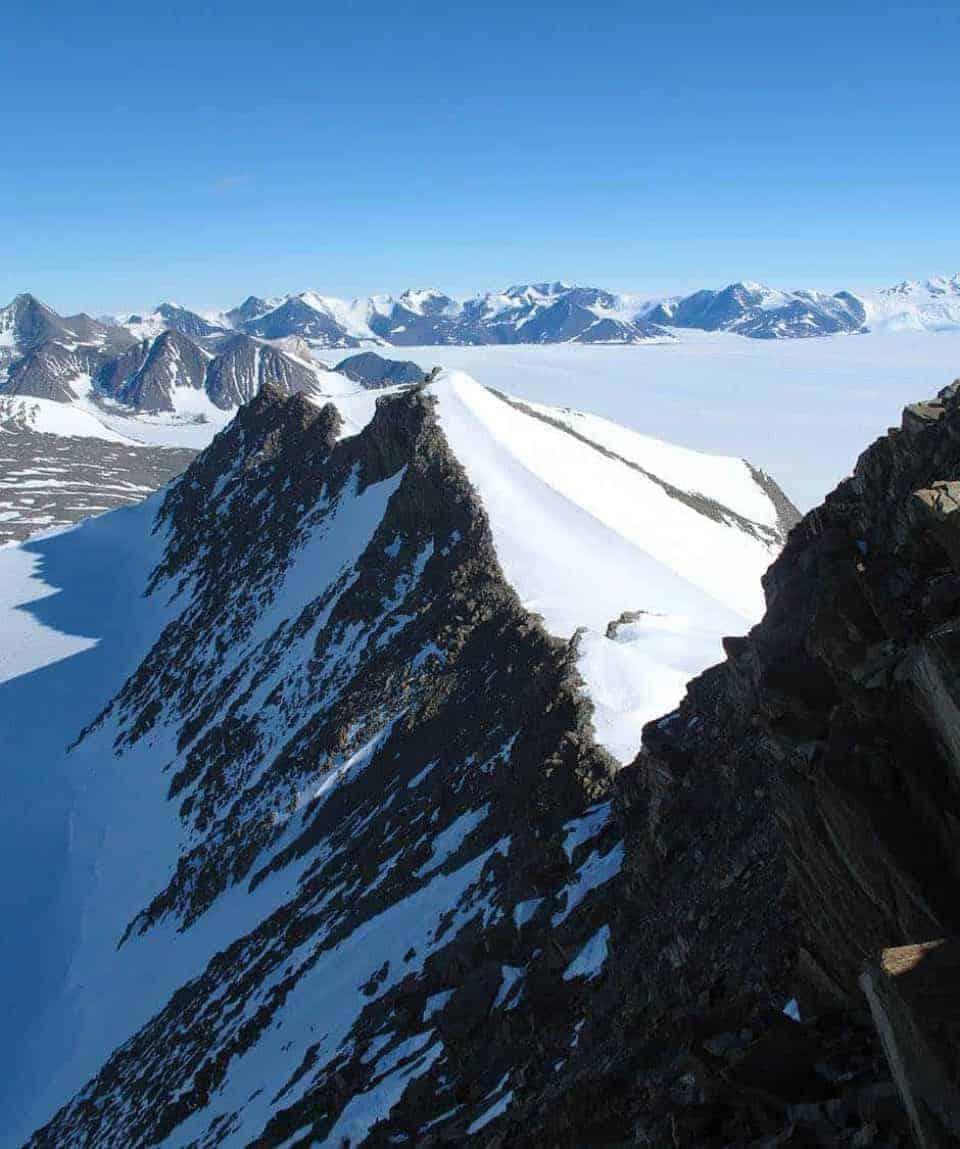Climb Antarctica Expedition