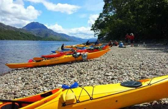 Scottish Sea Kayak – Introduction Course, 5 Days, Scotland