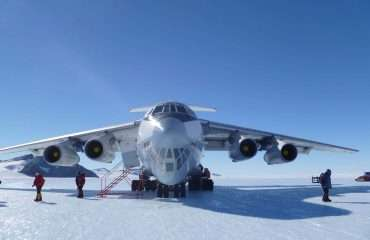Landing on Ice