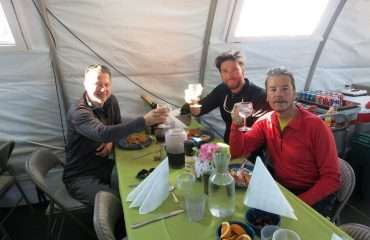 Polar Expedition Camp