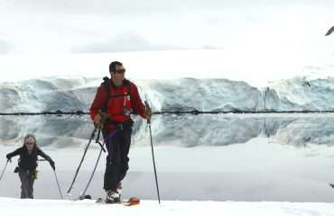 Ski Touring Antarctic Peninsular