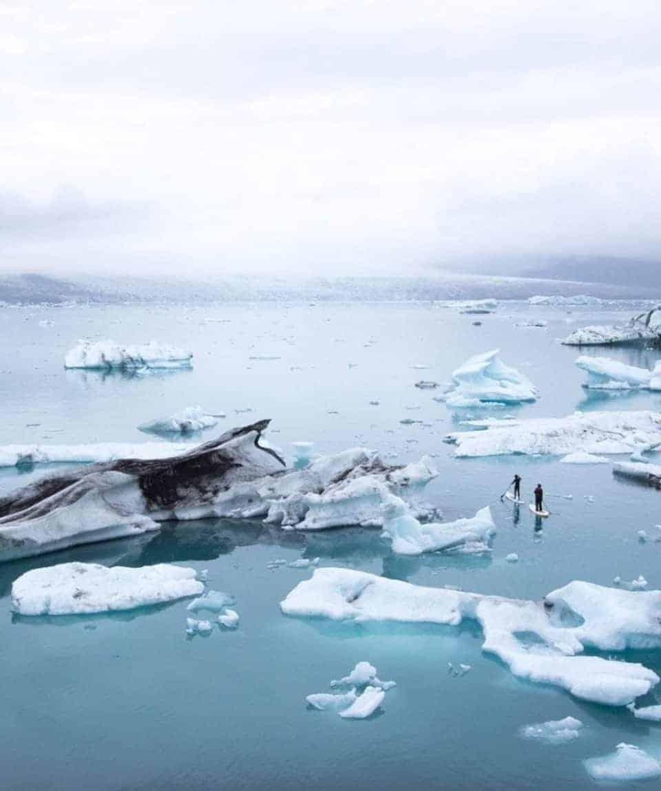 Arctic SUP