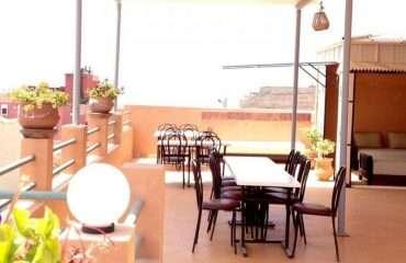 Hostel Terrace