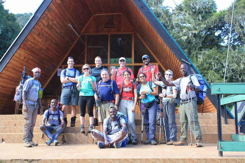 Kilimanjaro Hut