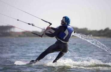 Kite Lagoon Start