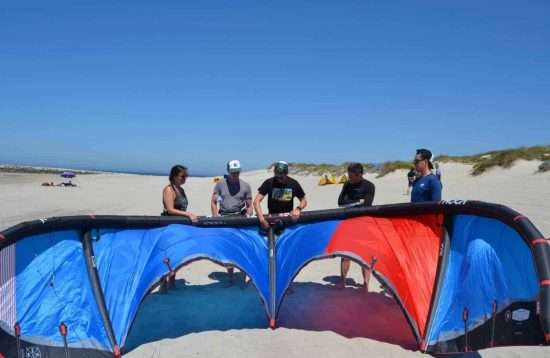 Yoga & Kitesurfing in Portugal, Kiteboarding Portugal Course, 7 Days Portugal