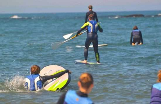 SUP in Portugal, SUP Course, 7 Days – Portugal