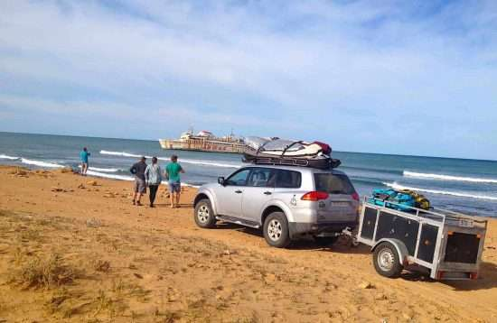 Dakhla Surf Safari, Surf in Morocco, 7 Days Surf Expedition