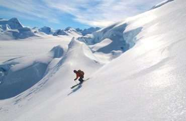 Ski Antarctica