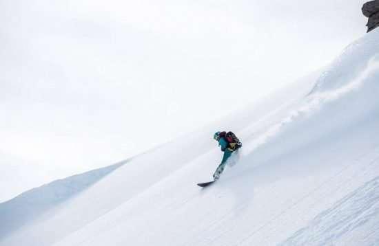 Heli Skiing Iceland
