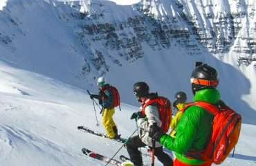 Ski with Iceland's Best
