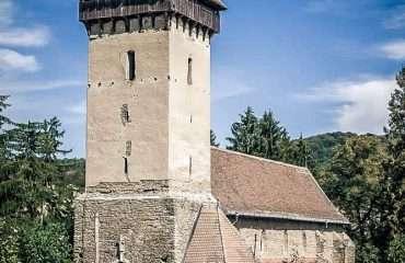 Malancrav Church