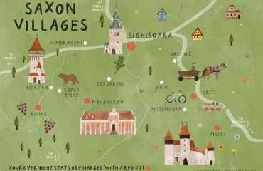 Saxon Villages Romania