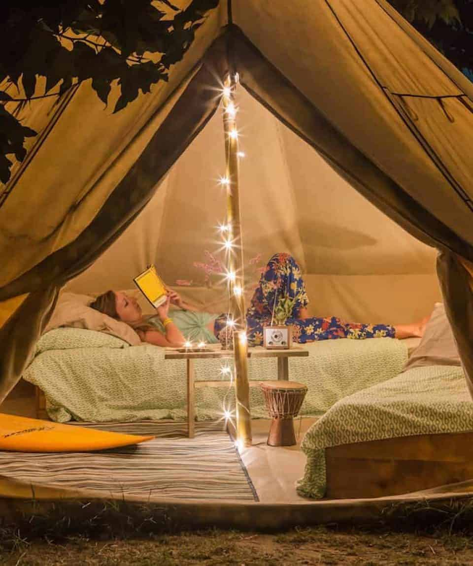 Evenings in Your Tent