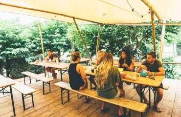 Surf Camp Dining