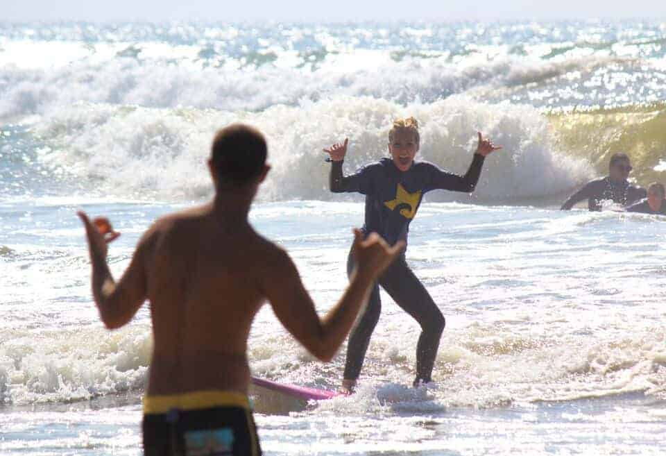 Moilets Surf Camp Surf Lessons