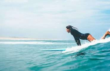 Surf Lessons - Takeoff