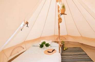 Deluxe Surf Tent