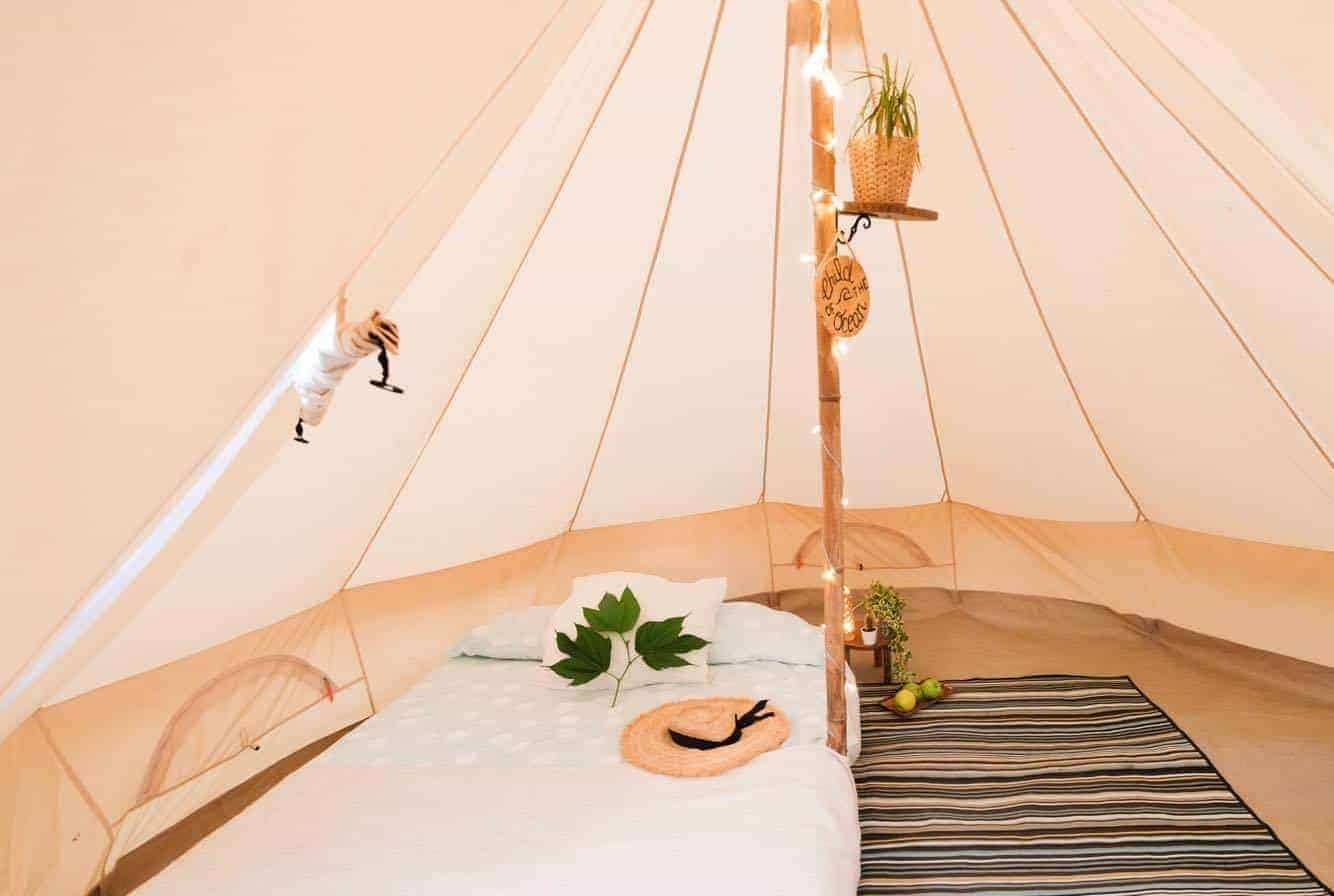 Surf Camp Private Tipi
