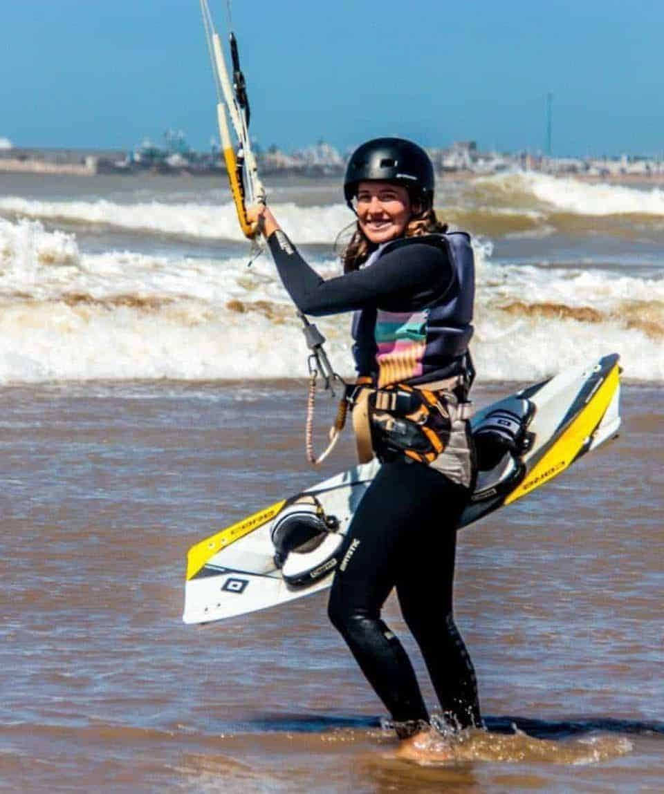 Let's Go Kitesurfing