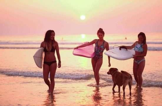 Santander surf camp