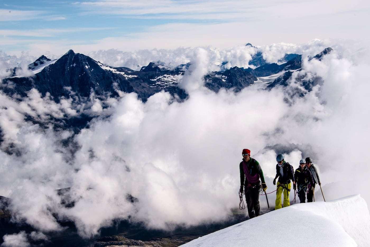 Alpine Climbing