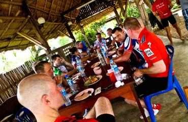 Enjoying Thai Cuisine