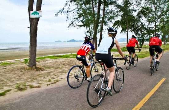 Cycle Tour Thailand