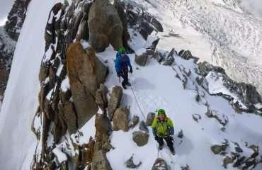 Mountain climbing Course