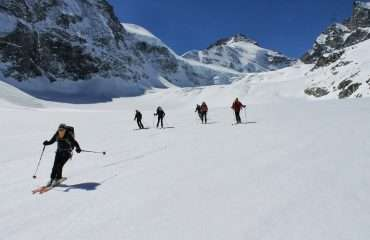 A Classic Ski Tour