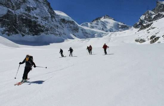 Europe Haute Route Ski Tour