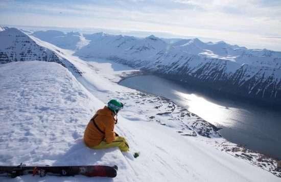 Iceland Heli Skiing