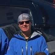Heli ski Guide