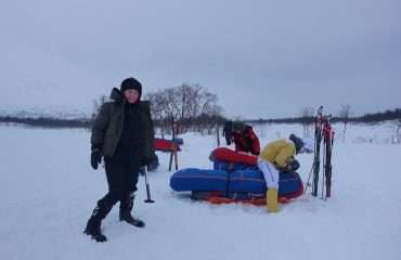 Arctic Expedition Training