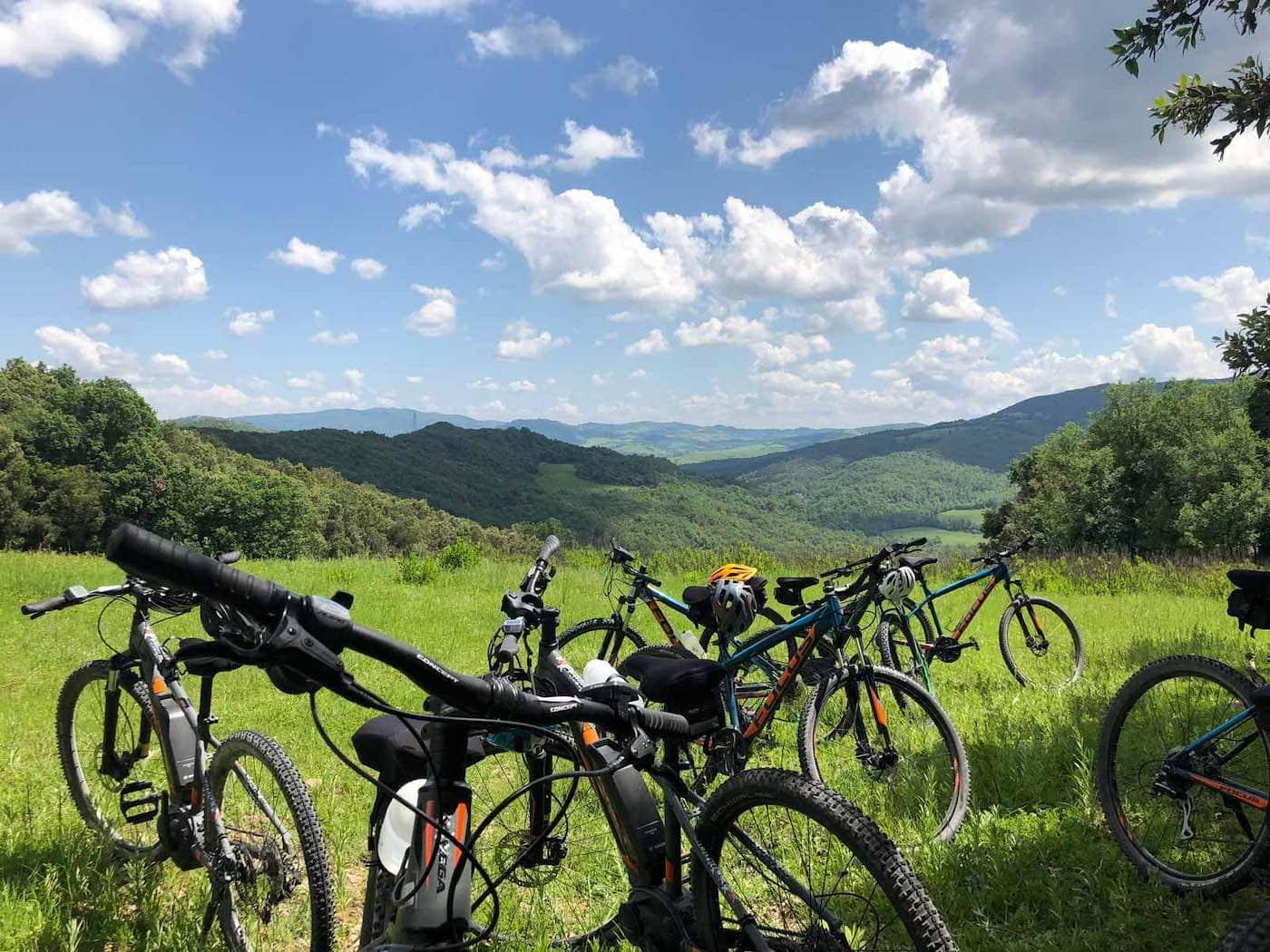 Ride Tuscany
