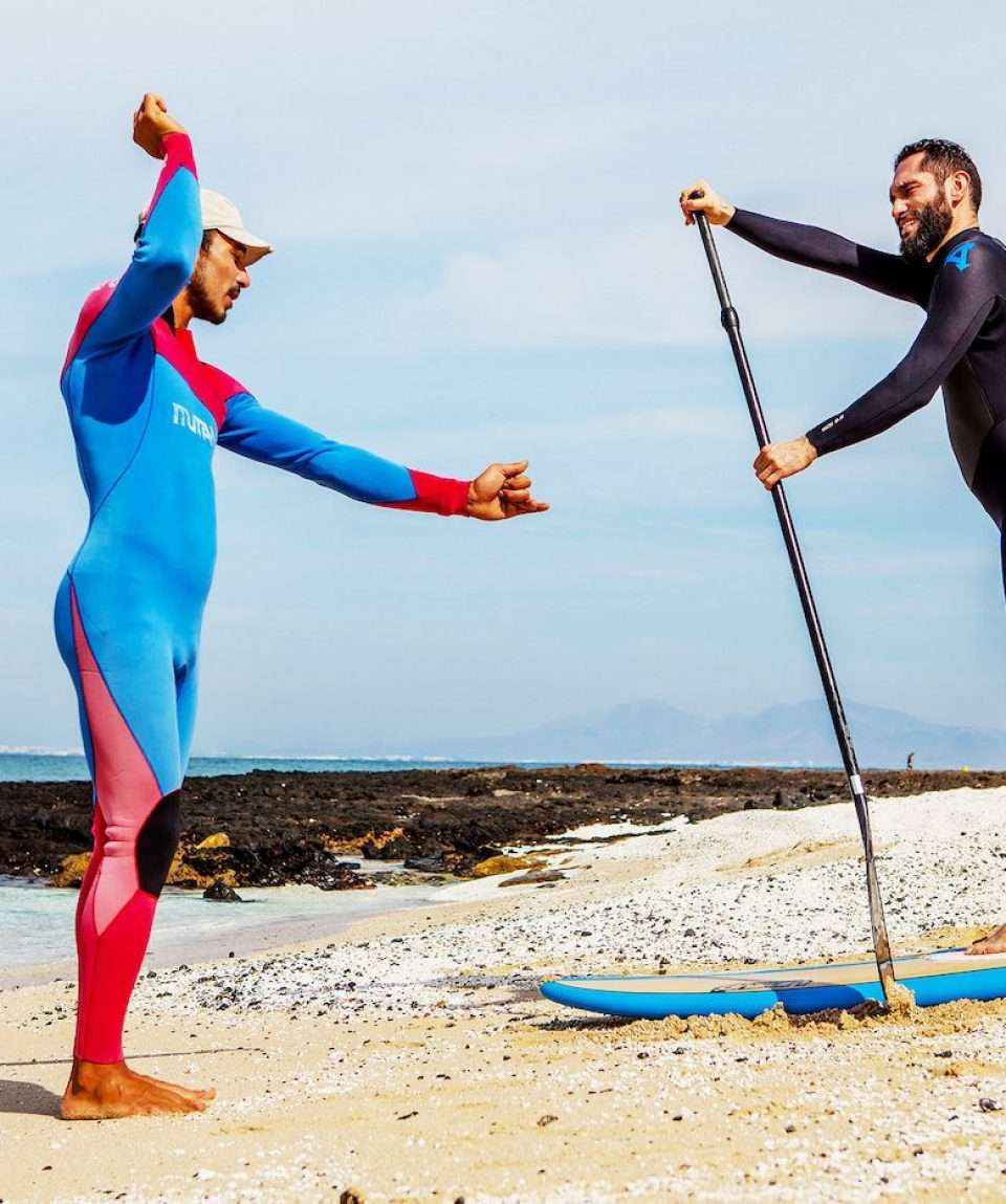 Learn SUP Technique