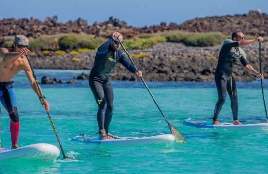 Learn Stand Up Paddle